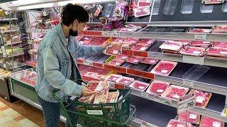 スーパーでありとあらゆる肉を買って肉しか入ってない巨大肉鍋作ったら美味すぎたww