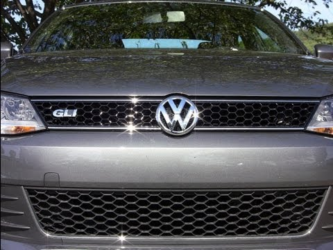 2012 Volkswagen Jetta GLI First Drive Review & Drive