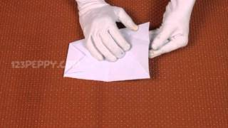 How To Make An Origami Jet