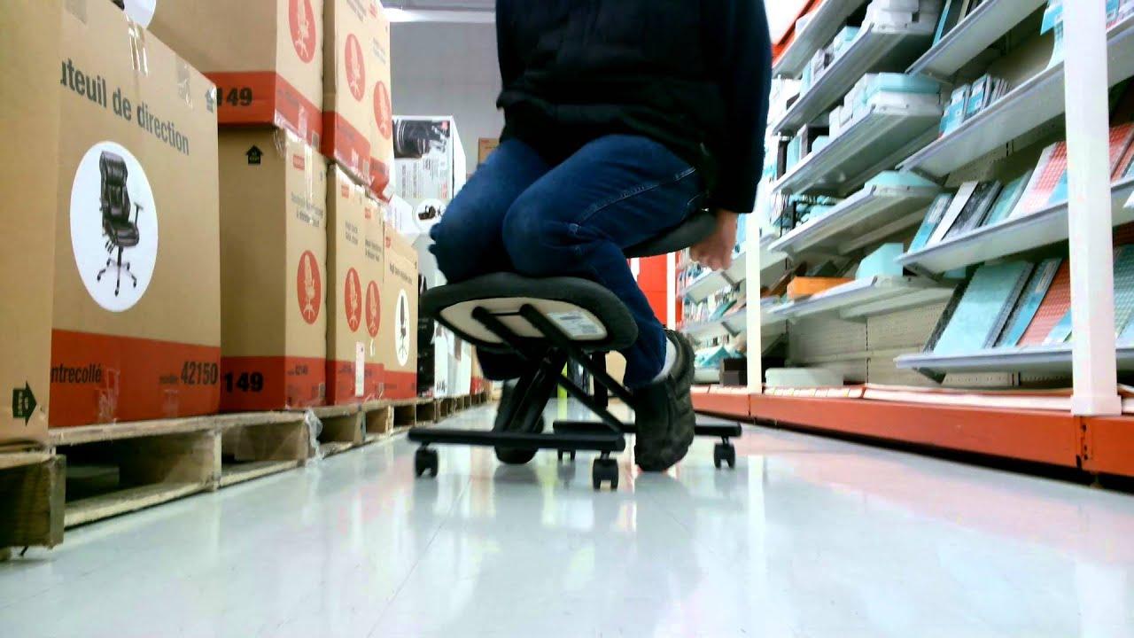 skate chair staples for makeup room kneeling trial 1 youtube premium