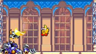 Kirby & The Amazing Mirror: Boss Endurance Ability Challenge - Cutter (No Damage)