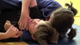 Karina - Joplin Brazilian Jiu-Jitsu Tournament 8-22-2009