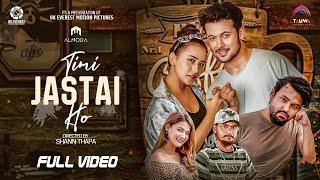 Timi Jastai Ho - Almoda   Apsara Ghimire Ft. Mr RJ   Arun Chhetri   Swastima Khadka   Music Video