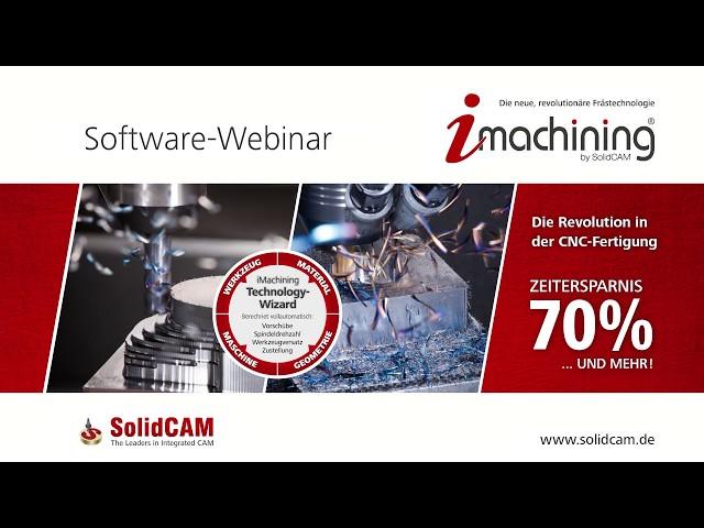 SolidCAM 2017 - Erweitertes Drehfräsen