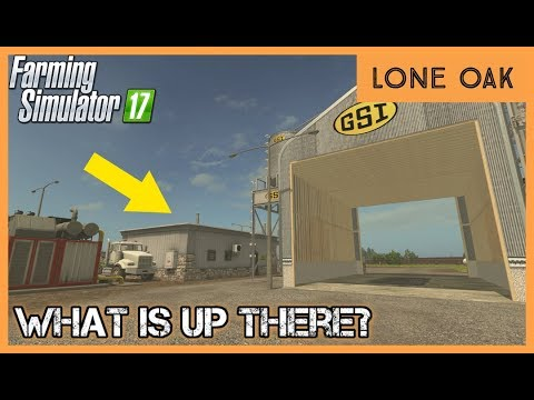 WHAT IS ON THE ROOF? | Lone Oak Ep. 7 | FS17