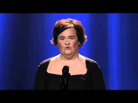 Susan Boyle - Wild Horses - Americas Got Talent - 2009
