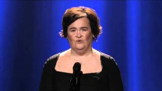 Susan Boyle - Wild Horses - Americas Got Talent - 2009