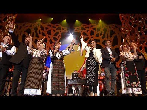Andra & Invitatii - Doamne, Ocroteste-i Pe Romani (Concert Traditional)