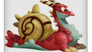 SNAIL DRAGON Full Review Combat Attacks Weakness in Dragon City Five Season Island