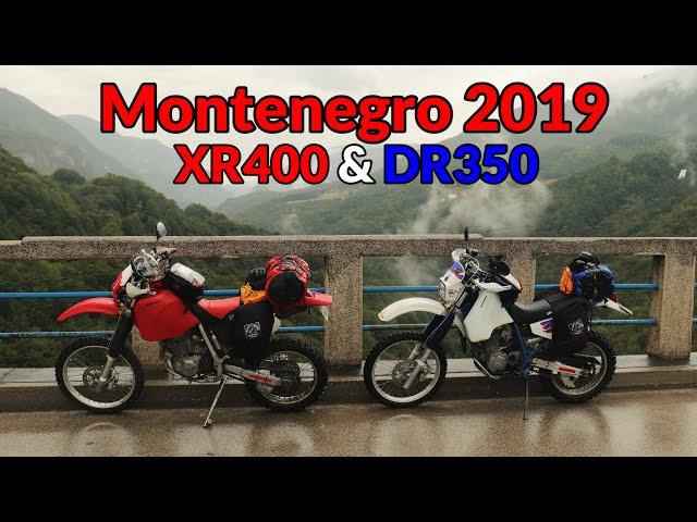 #5 Enduro Trip to Montenegro - rainy riding, reaching Montnegro, Tara bridge and Börek