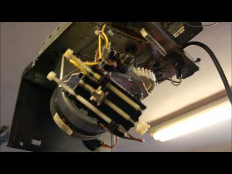 How To Replace a Gear and Sprocket in a Chamberlain, LiftMaster, Sears/Craftsman Garage Door Opener
