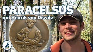 Paracelsus mit Henrik - Ausbildung Wildkräuterschule