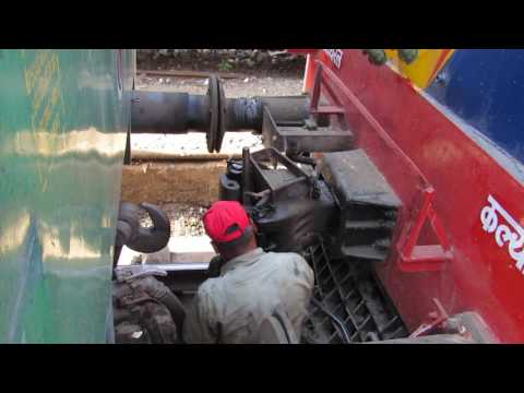 Engine to Bogie Coupling (Great Capture) | TRAIN SPOTTING #008