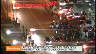 Ferguson Decision: Obama Calls for Calm as Chaos Erupts
