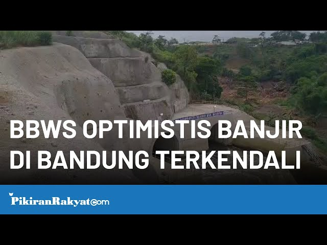 Ada Terowongan Air, BBWS Citarum Optimistis Banjir di Bandung Terkendali