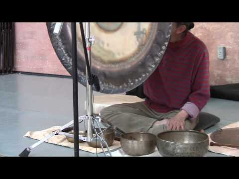 Gong Moves Meditation at the Railyard Performance Center with Sui Ki Li