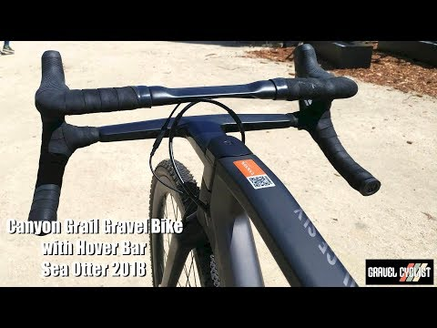 Canyon Grail Gravel Bike with Hover System – The Inside Scoop!