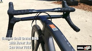 Canyon Grail Gravel Bike with Hover Bar – The Inside Scoop!