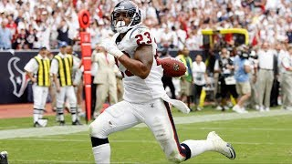 Vintage Arian Foster Dominates Colts Defense in 2010 | NFL Flashback Highlights