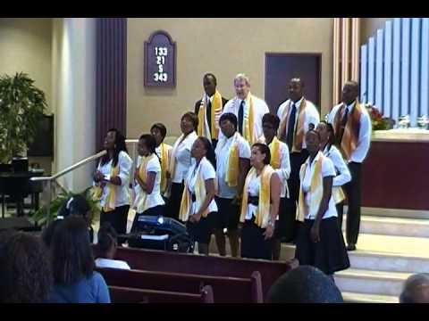 New Apostolic Church Caribbean Choir Youtube