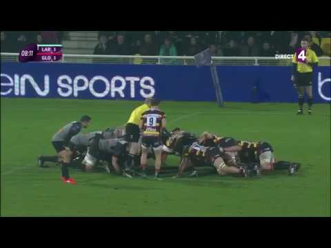 [Rugby 2017] La Rochelle vs Gloucester | Rugby Challenge Cup