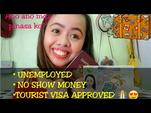 TOURIST VISA APPROVED|| How To Get Schengen VISA If You're Unemployed
