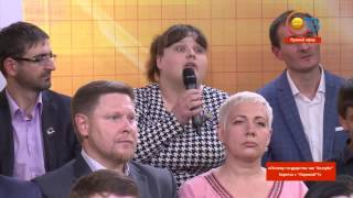 Николай Новопашин в прямом эфире СТВ рассказал о лирическом геноциде нашего народа