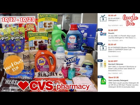 CVS Digital Couponing | 30 ITEMS FOR $30 🤯 5 EXTREMELY EASY DEALS WE CAN ALL DO! | Breakdowns & Haul