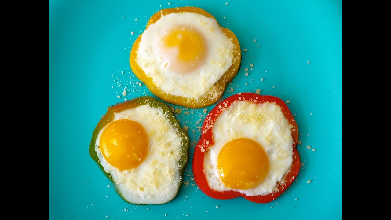 Easy recipes for kids how to make bell pepper eggs for children easy recipes for kids how to make bell pepper eggs for children weelicious youtube forumfinder Choice Image