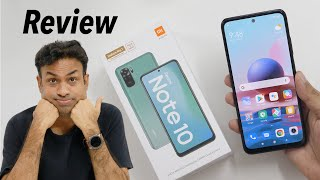 Redmi Note 10 Review with Pros & Cons (Retail Unit)