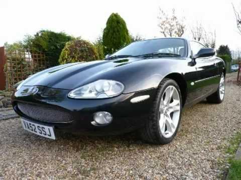 jaguar xk8 4 2 2003 coupe for sale sdsc specialist cars youtube. Black Bedroom Furniture Sets. Home Design Ideas