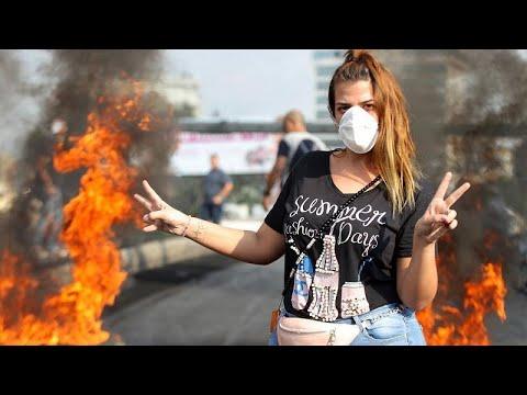 لبنان ينتفض.. عشرات الآلاف يهتفون -كلنا للوطن- ولا مكان للطائفية ولا للمناطقية…  - نشر قبل 7 ساعة