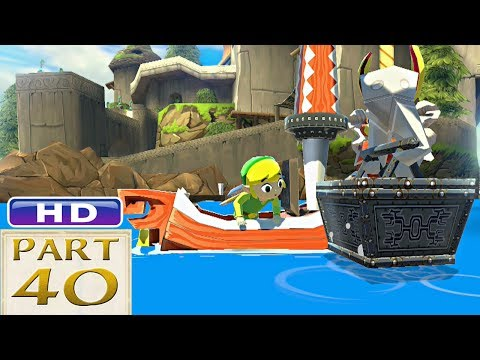 Zelda: Wind Waker HD - Part 40 | Collecting Treasure!