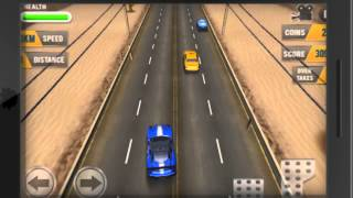 Freeway Traffic Racer HD Android Game Trailer!
