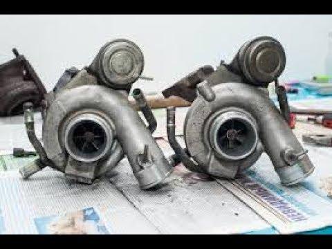 Xендай Cтарекс  и Tерракан  D4BH  отличие турбин.