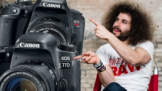 Canon EOS 77D / Canon EOS Rebel T7i (800D) Preview