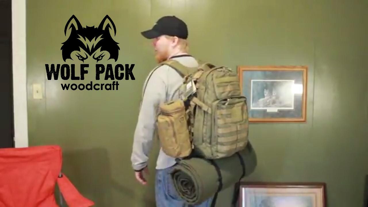 ef3722c3927e 5.11 Rush 24 version 2. Wolf Pack Woodcraft