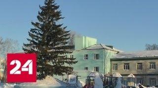 Власти города в Кемеровской области вернули новогоднюю ель владельцу - Россия 24