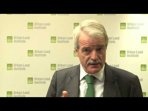 Sir Malcolm Grant at the ULI Global Trustees and Key Leaders Midwinter Meeting 2015
