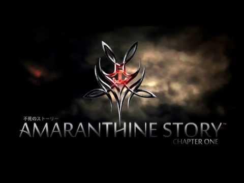 Amaranthine Story - Character history (Indiegogo gaming project)