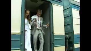 Лучшая свадьба на свете, спорим такую не повторишь!)))