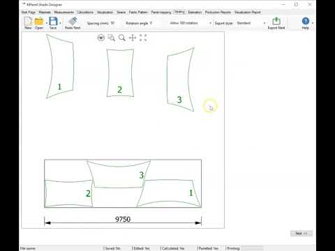 Mpanel Shade Designer Mpanel Software Solutions