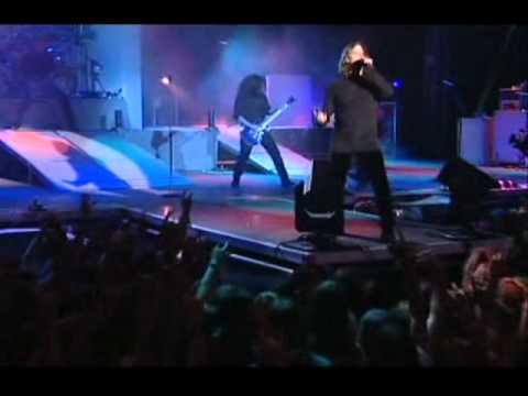 Blind Guardian - Time Stands Still (At The Iron Hill) live Imaginations Through The Looking Glass