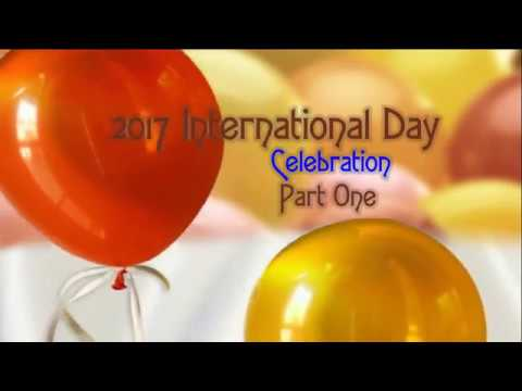Alqadah 2017 international day part 1