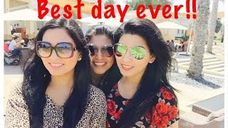 Best Day Ever!! Spring break Day 2 [March 14th 2015 | Vlog #11]