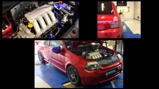RENAULT CLIO 2 RS KIT TURBO DGM (Base KTEC) - Dijon Gestion Moteur