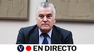 DIRECTO: Bárcenas Declara En El Juicio Por La Caja B Del PP