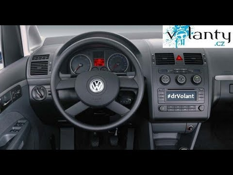 airbag und lenkrad ausbauen vw touran polo lupo youtube. Black Bedroom Furniture Sets. Home Design Ideas