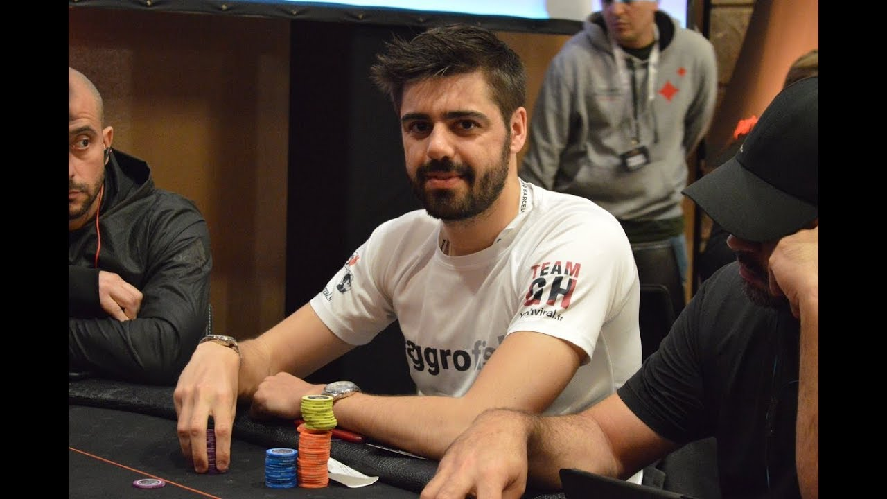 Tournoi poker barcelone poker player gets angry