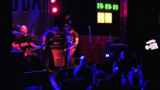 The Adolescents - Kids of The Black Hole (Clash Club 25.11.10) @lbvidz